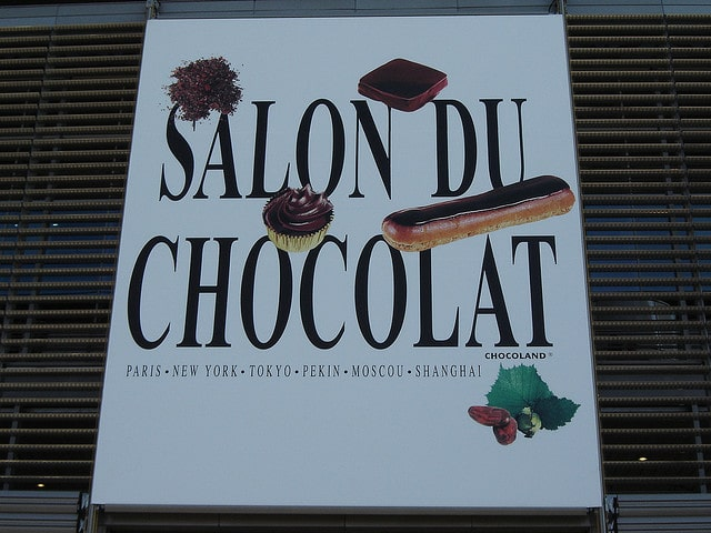 salon du chocolat parigi1
