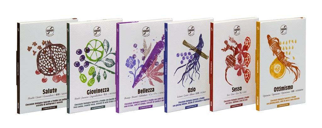 cioccolato funzionale biologico 6 low