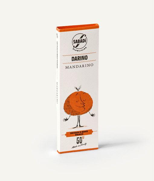 cioccolato di modica al mandarino