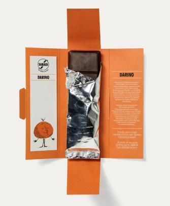 cioccolato di modica bio al mandarino