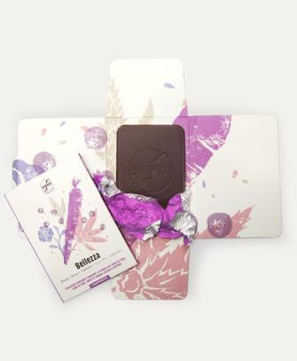 cioccolato funzionale biologico per la pelle