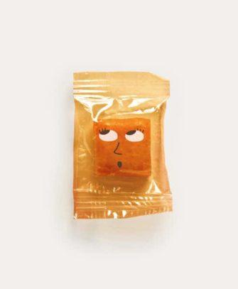 caramella arancione 510x600