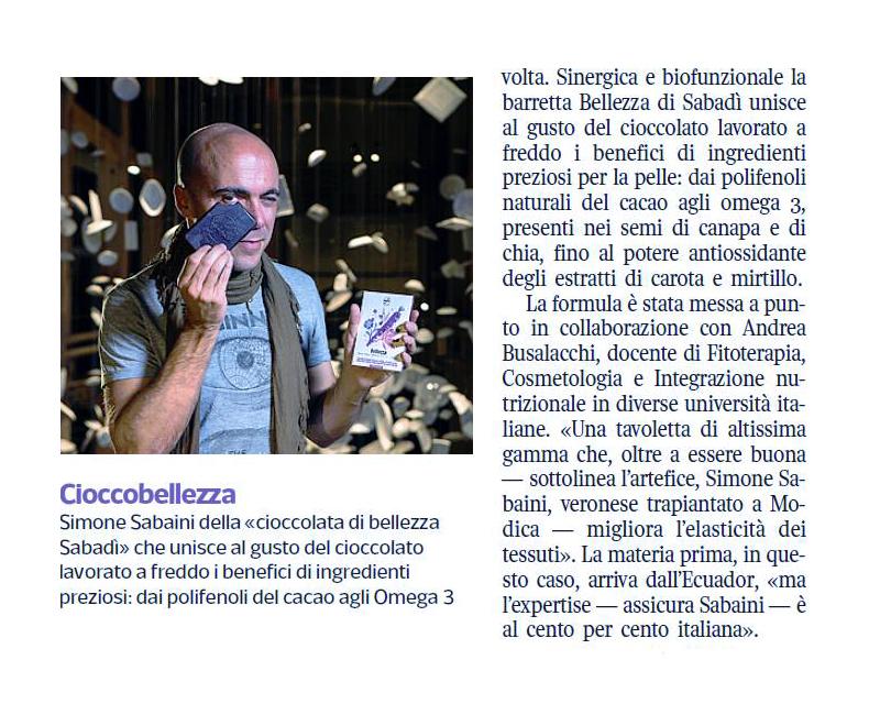Corriere della Sera 07/05/15