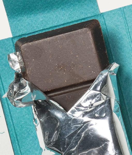 cioccolato di modica biologico al sale