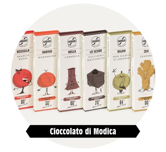 cioccolato biologico di Modica - il miglior cioccolato di Modica per 5 anni consecutivi