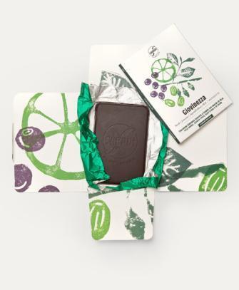 cioccolato funzionale biologico antiossidante