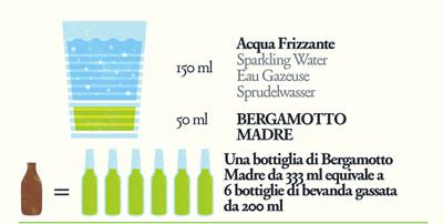 Bergamotto Madre 333ml istruzioni