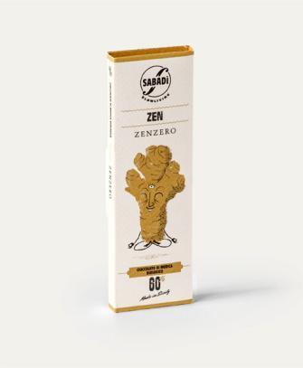 cioccolato di modica allo zenzero