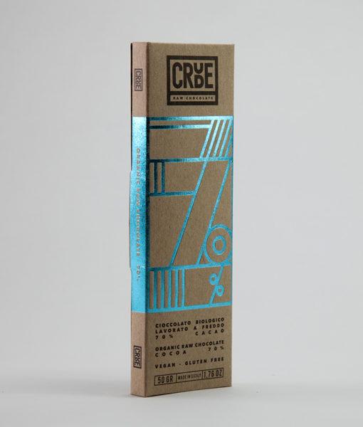cioccolato crudo bio 70%