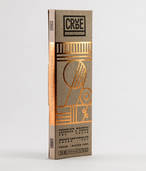 cioccolato crudo bio 90%