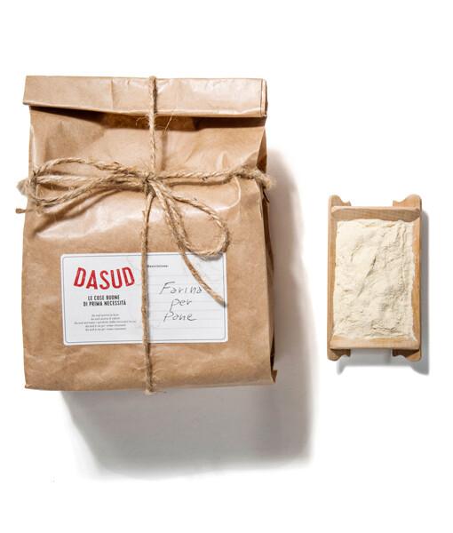 farina da grani antichi per pane