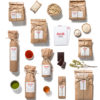 kit ingredienti e ricette siciliane