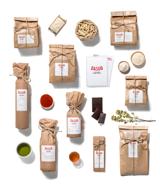 kit ingredienti e ricette siciliane