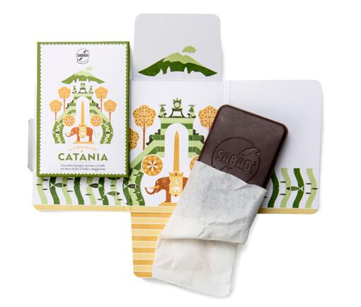 cioccolato dedicato a catania